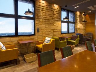CAFE EAST店内写真
